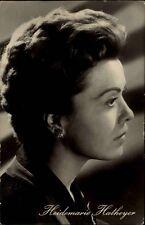 Progress Starfoto DDR ~1955/60 Schauspielerin Actor Film Heidemarie HATHEYER