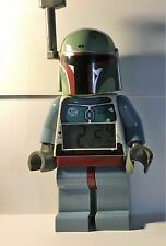 LEGO 5000249 Star Wars Boba Fett Minifigure Clock