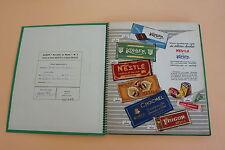 Album vignette autocollante Chocolat volume 2 1954 1955 Nestlé Kohler complet