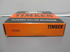 42381 TIMKEN TAPERED ROLLER BEARING