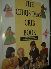 Christmas Crib Book Paper Crafts Nativity Book With Frederique & Claude Lafortun