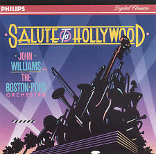 Salute To Hollywood by John Williams; Boston Pops Orch.