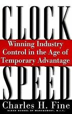 Clockspeed : Winning Industry Control in the Age of Temporary Advantage by...