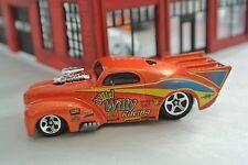 Hot Wheels 2000 '41 Willys - Orange - Loose - 1:64 - #74