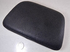 82 HONDA CB750SC CB750 NIGHTHAWK 750 PASSENGER PILLION SEAT SADDLE BACK REST PAD