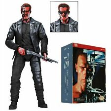 TERMINATOR 2 JUDGEMENT DAY ACTION FIGURE T-800 NECA ACTION FIGURE