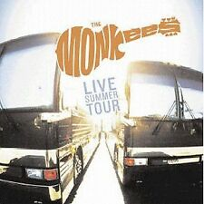 The Monkees - Live Summer Tour (CD, Jan-2003, WIN Media)