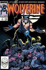 WOLVERINE (1988) #1-189 COMPLETE SET LOT FULL RUN SABRETOOTH DEADPOOL 154 155
