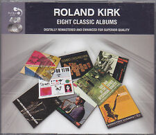 ROLAND KIRK - eight classic albums BOX 4 CD