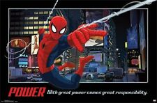 SPIDER-MAN - POWER QUOTE - COMIC POSTER - 22x34 MARVEL SPIDERMAN 14021