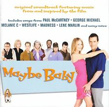 soundtrack, Maybe Baby Original Soundtrack CD