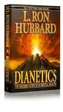 Dianetics: The Modern Science Of Mental Health  (English)-ExLibrary