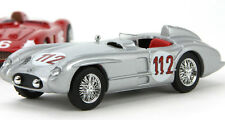 Brumm Targa Florio 1955 2nd 1/43 Mercedes-Benz 300SLR Fangio/Kling Made in Italy
