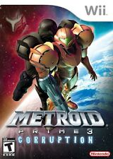 Metroid Prime 3: Corruption - Nintendo  Wii Game