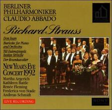 Richard Strauss ~ New Year's Eve Concert Berlin 1992 / Argerich, Flemi EXLIBRARY