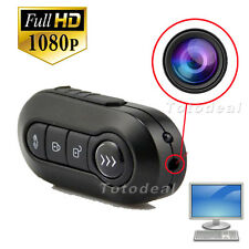 HD 1920x1080P Car Key Chain Mini DV DVR IR Led Night Vision Hidden Spy Camera