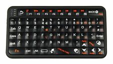 Qwerty Fly 2.4GHz Ultra Mini Backlit Wireless Keyboard with Fly Mouse Function