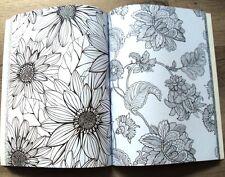 LIVRE DE COLORIAGE ADULTE - 160 DESSINS. 80 PAGES