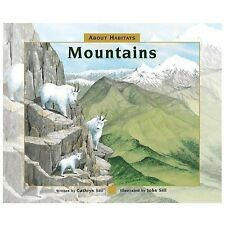 About Habitats: Mountains-ExLibrary