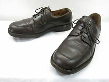 Mephisto Air-Relax Oxfords Mens US 10 EU 9.5 Brown Leather Lace Up Comfort Shoes