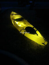 Boat LED Lights for Kayak, Canoe, Fishing Bass Boats Waterproof LED Light 10' ft