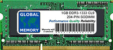 1GB DDR3 1333MHz PC3-10600 204-PIN SODIMM INTEL MACBOOK PRO EARLY-LATE 2011 RAM
