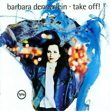 CD Album Barbara Dennerlein Take Off! (Victory Blues, fast Food) 90`s Verve