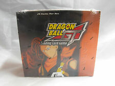 DRAGONBALL GT TCG SHADOW SUPER 17 SAGA SEALED BOOSTER BOX OF 24 PACKS (1st edit)