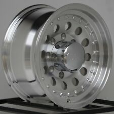 16 Inch Wheels Rims Chevy 2500 2500 Ford F F250 F350 Dodge RAM Truck 8x6.5 Lug