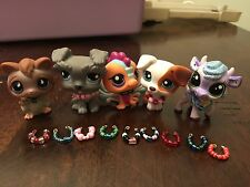 Littlest Pet Shop Accessories: 2 Phones/1 Tablet/1 Collar + LPS Surprise BONUS