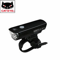 CATEYE Cycling Bicycle Portable Safety Bike Front Light Lamps Rechargeable