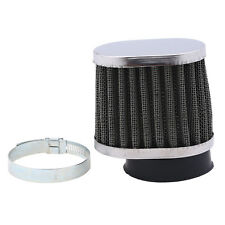 Motorcycle Motorbike 50mm Engine Inlet Intake Air Cleaner Filter Universal NEW
