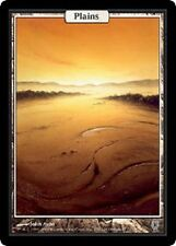 Plaine Unhinged - Plains - Textless - Magic mtg - Bend