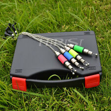 Fishing swinger carp fishing swinger bite indicator set in plastic case