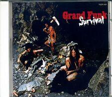 GRAND FUNK RAILROAD Survival (1971) Japan CD TOCP-3181 no OBI!!!