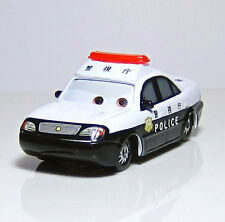 Disney Pixar Cars Toon PATOKAA Japanese Police Officer 1/55 Diecast No Box