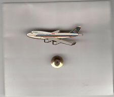 Airline-Singapore Airlines-Member-Pin Badge