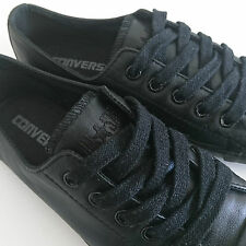 Size 5/35.5 Chuck Taylor All Star Dainty Leather Low Top Black