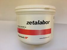 Dental lab putty Zetalabor 900g Zhermack