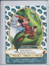 Disney Sorcerer of the Magic Kingdom -Mickey's Magic beans- #30