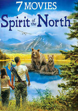 Spirit of the North: 7 Movies (DVD, 2014, 2-Disc Set) New
