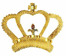 Sizzix Bigz Crown die #656555  Retail $19.99 Retired, Cuts Fabric YOUR MAJESTY!!