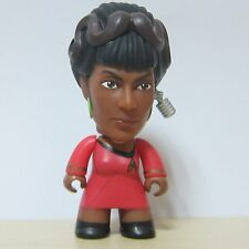 "3"" Titans Star Trek Where No Man Has Gone Before Uhura Vinyl Figure Rare"