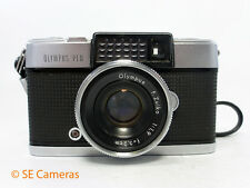 OLYMPUS PEN D HALF FRAME 35MM FILM CAMERA FULLY TESTED EXCELLENT CONDITION