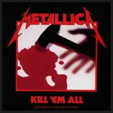 "Metallica "" Kill 'em all "" Patch/Aufnäher 602390 #"