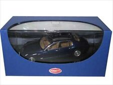 BUGATTI EB 218 GENF 1999 BLUE 1/43 DIECAST CAR MODEL BY AUTOART 50931