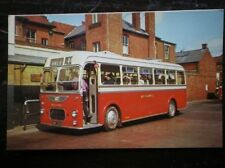 POSTCARD RP WILTS & DORSET BUS NO 725 - 1966 BRISTOL MW6G WITH EASTERN COACHWORK
