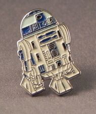 R2D2 (Star Wars Droid Robot Style) High Quality Enamel Pin Lapel Badge