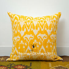24X24 Extra Large Pillow Cover, Vintage Kantha Decorative Throw Pillow Cushions