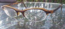 Vintage Koh Sakai by Bada Designer Eyeglasses Frames KS-108  ** Unique **
